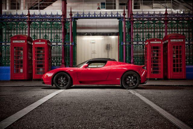Tesla Roadster S