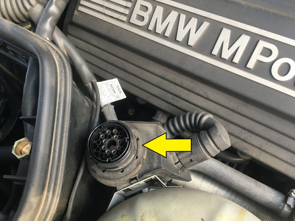 Rob Siegel - Right to Repair - BMW diagnostic connector