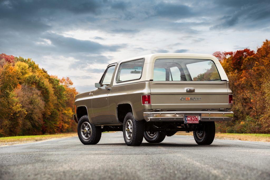 1977 Chevy K5 eCrate