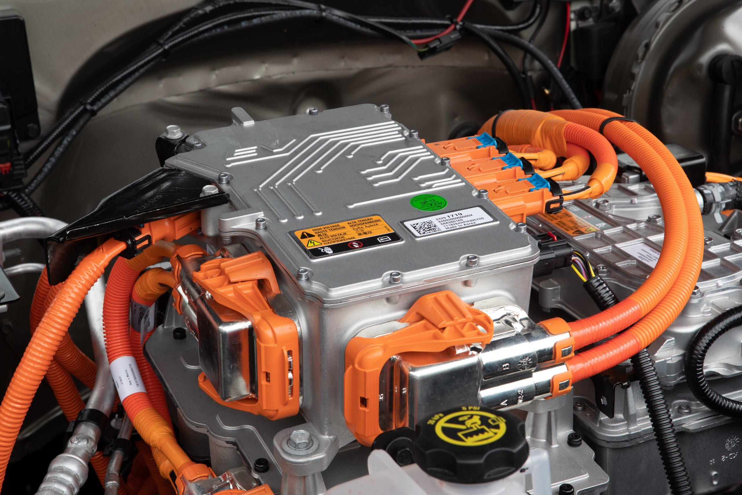 1977 Chevy K5 eCrate motor