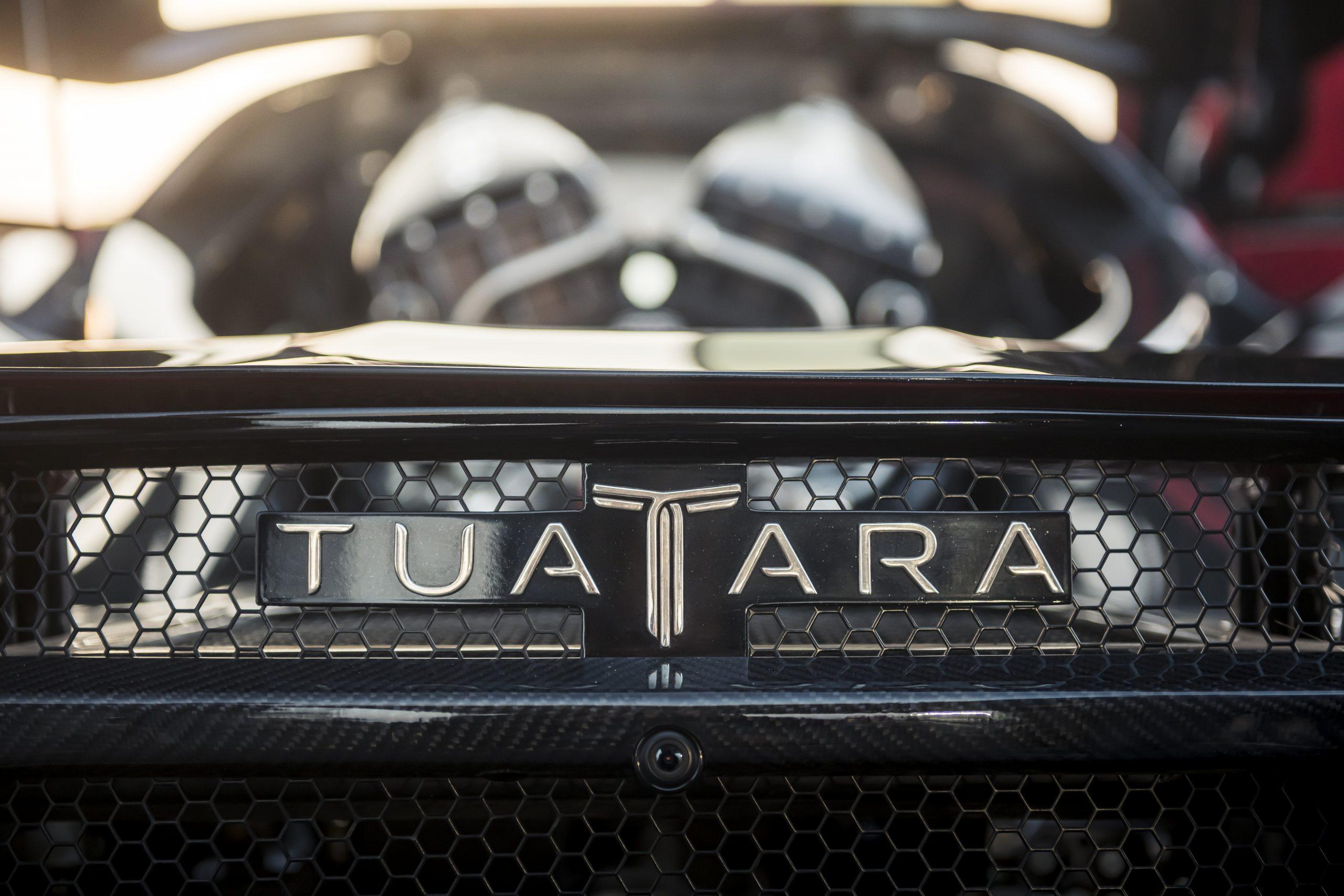 SSC Tuatara Production Car Speed Record logo