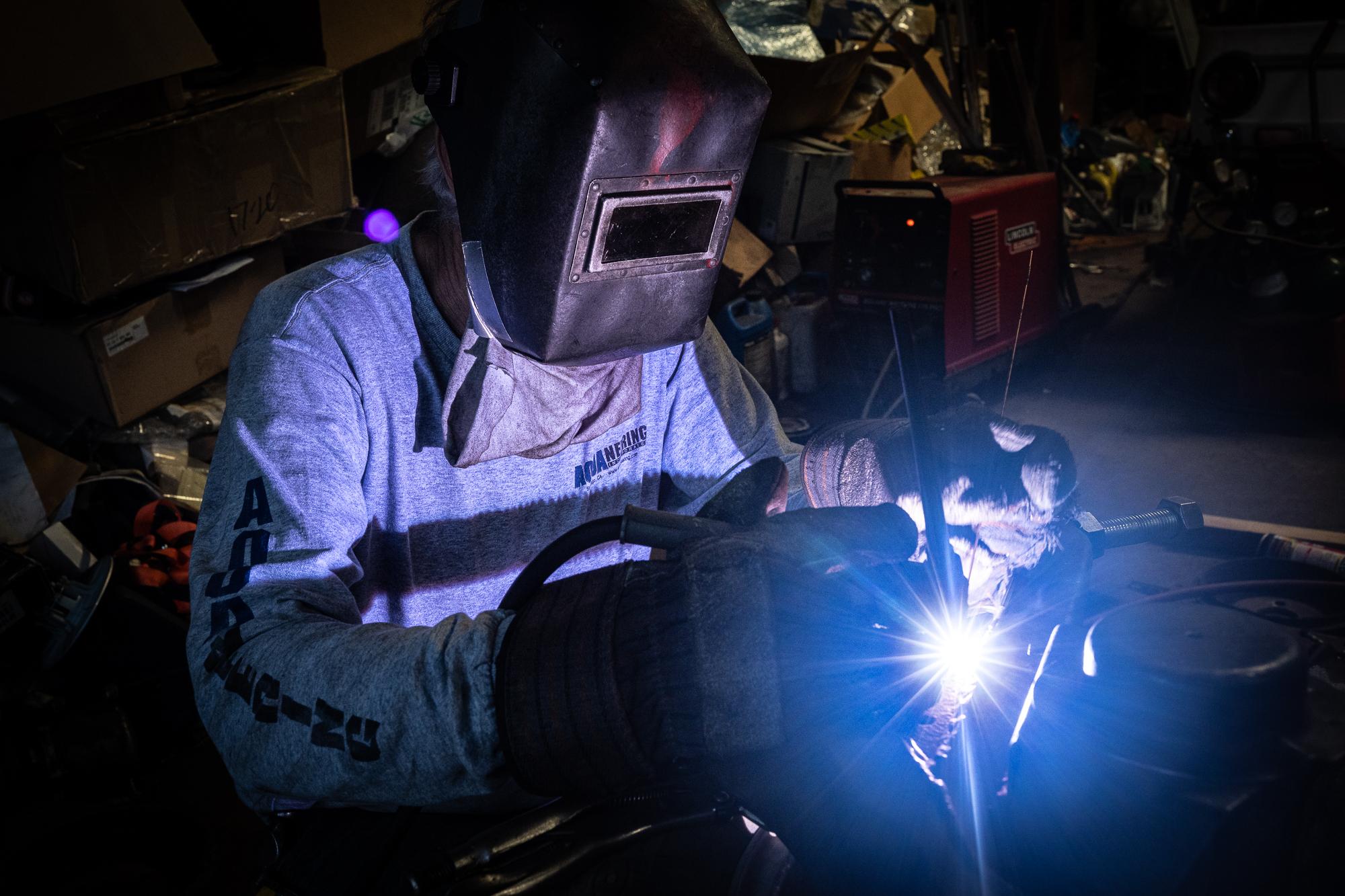 bmw 2002 resto welding profile