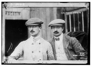 Gabriel and Charles Voisin - 1906