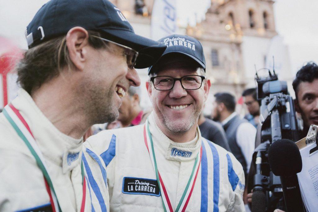 Volvo La Carrera Rally Brothers4