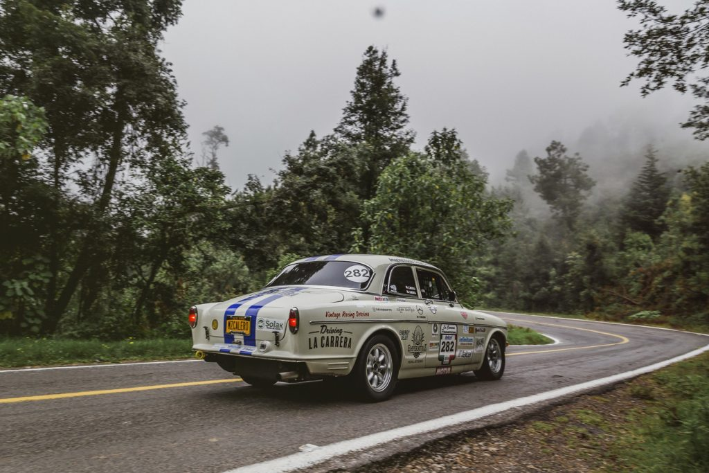 Volvo La Carrera Rally Brothers5