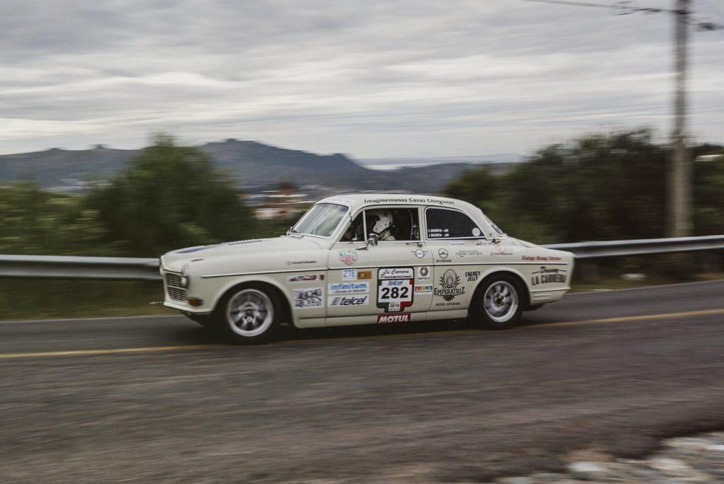 Volvo La Carrera Rally Brothers7