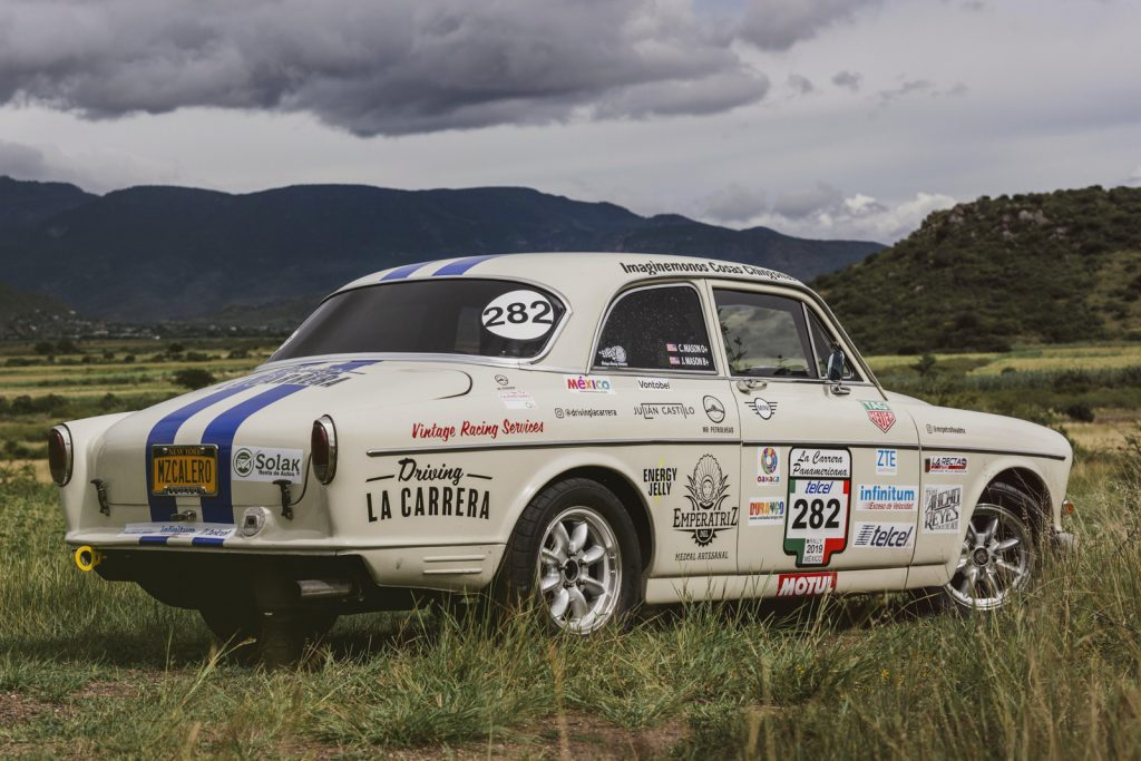 Volvo La Carrera Rally Brothers8