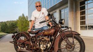 Wayne Carini's Favorite Motorcycles