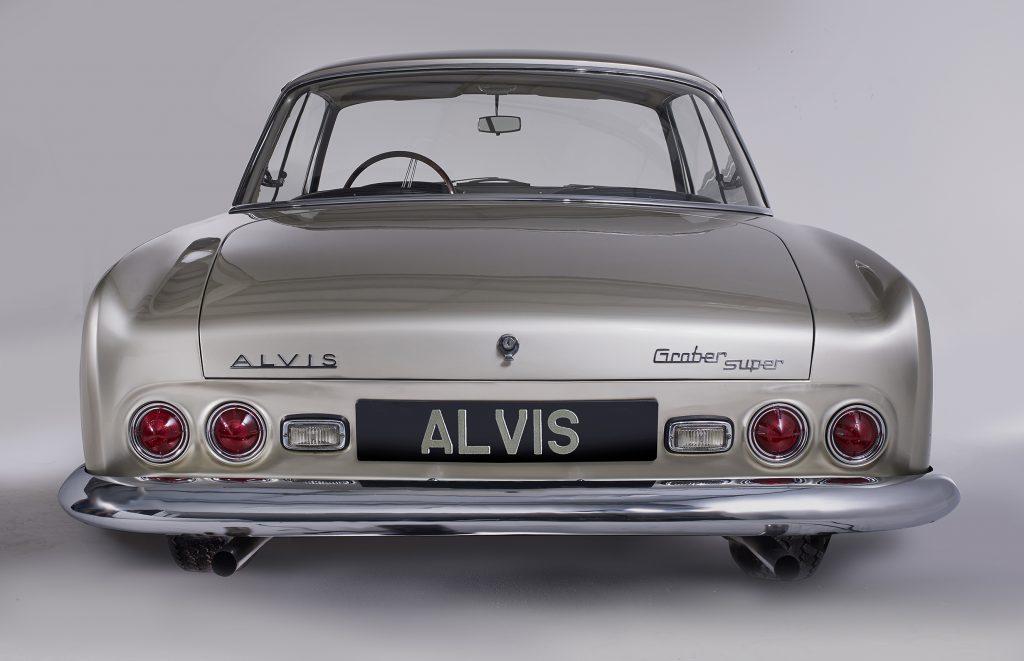 alvis graber super car rear