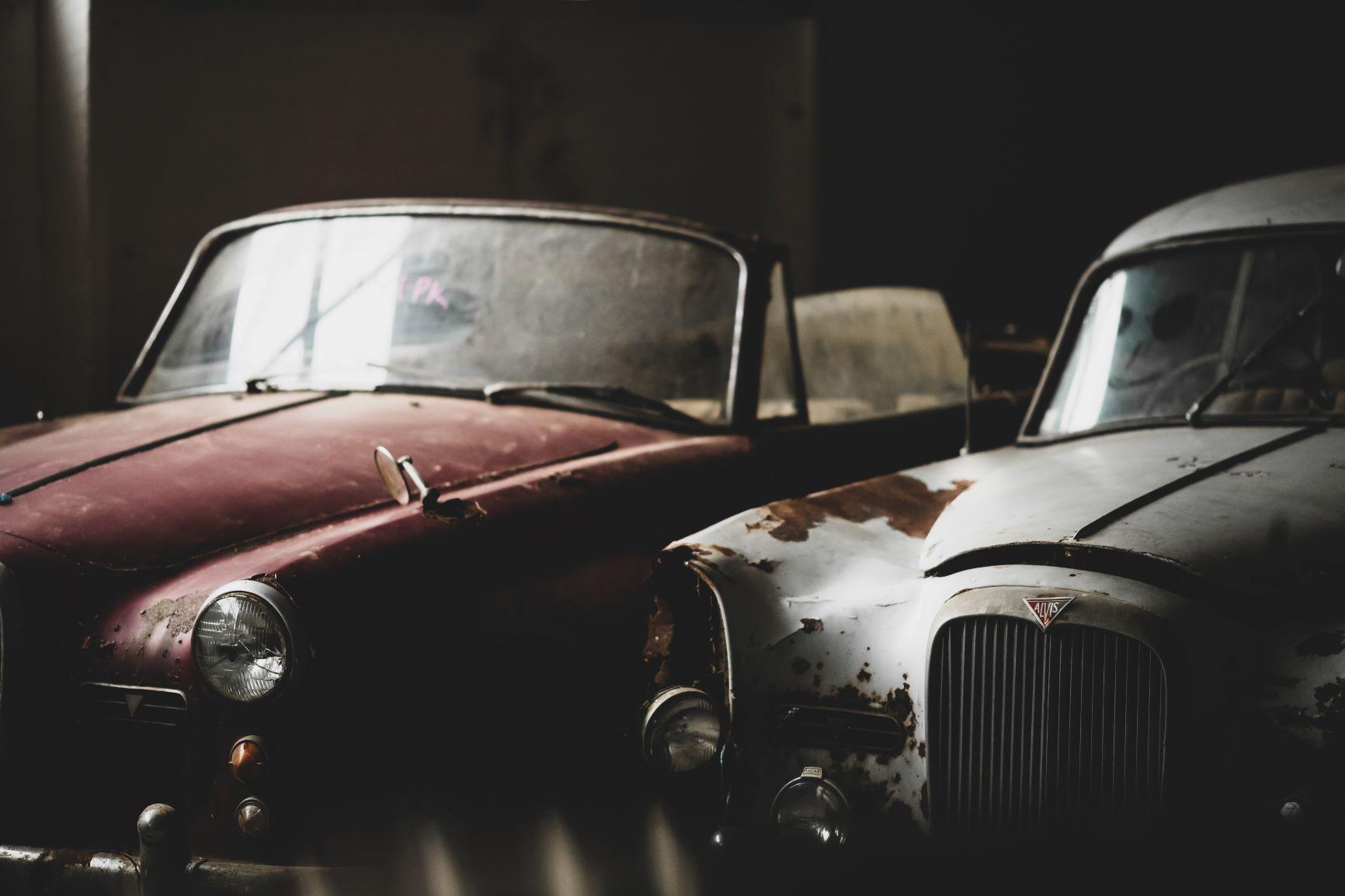 alvis factory cars
