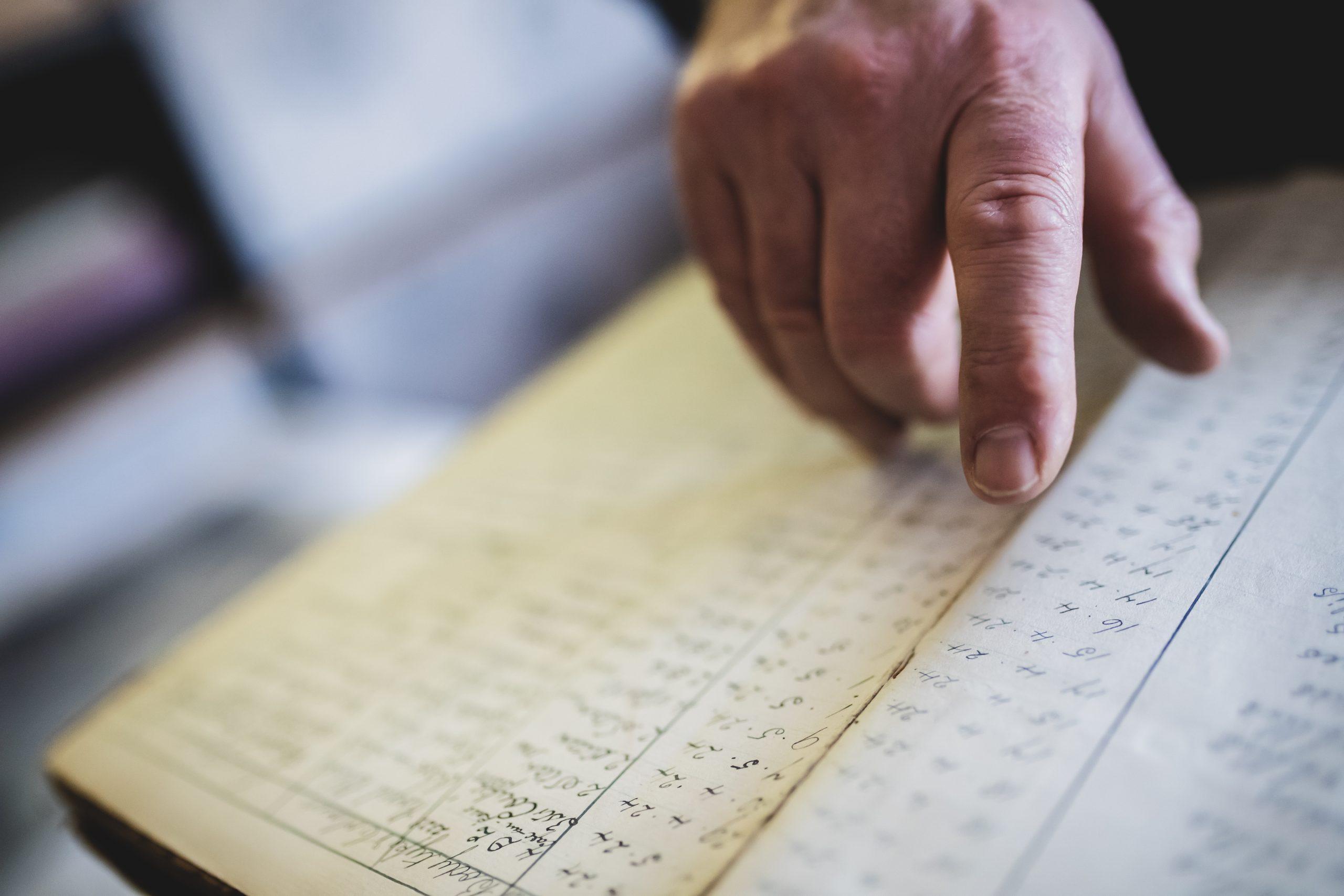 alvis factory ledger date notes close