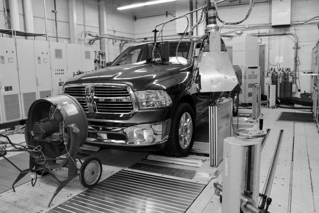 dodge ram dyno emissions testing