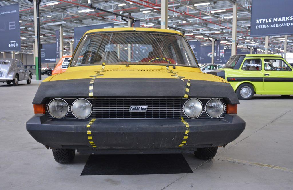 1972 fiat esv 2000 front