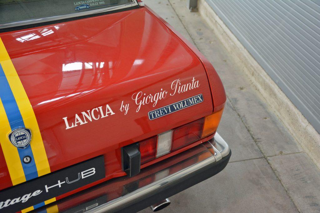 1984 lancia trevo bimotore rear taillight