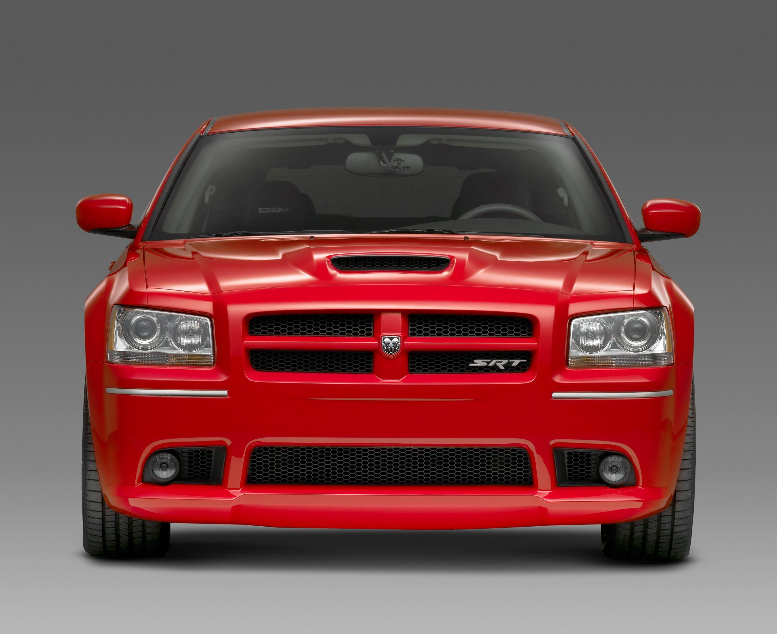 2008 Dodge Magnum SRT8 hemi wagon front fascia