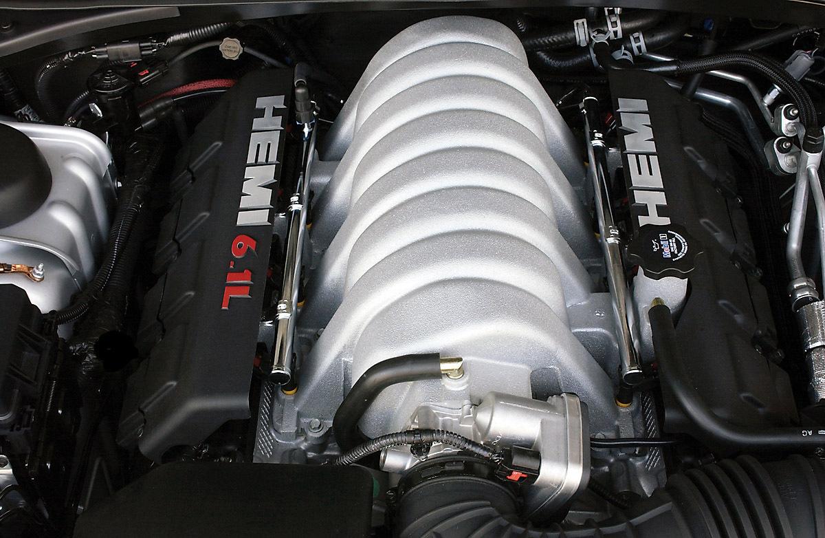 2008 Dodge Magnum SRT8 Hemi engine wagon