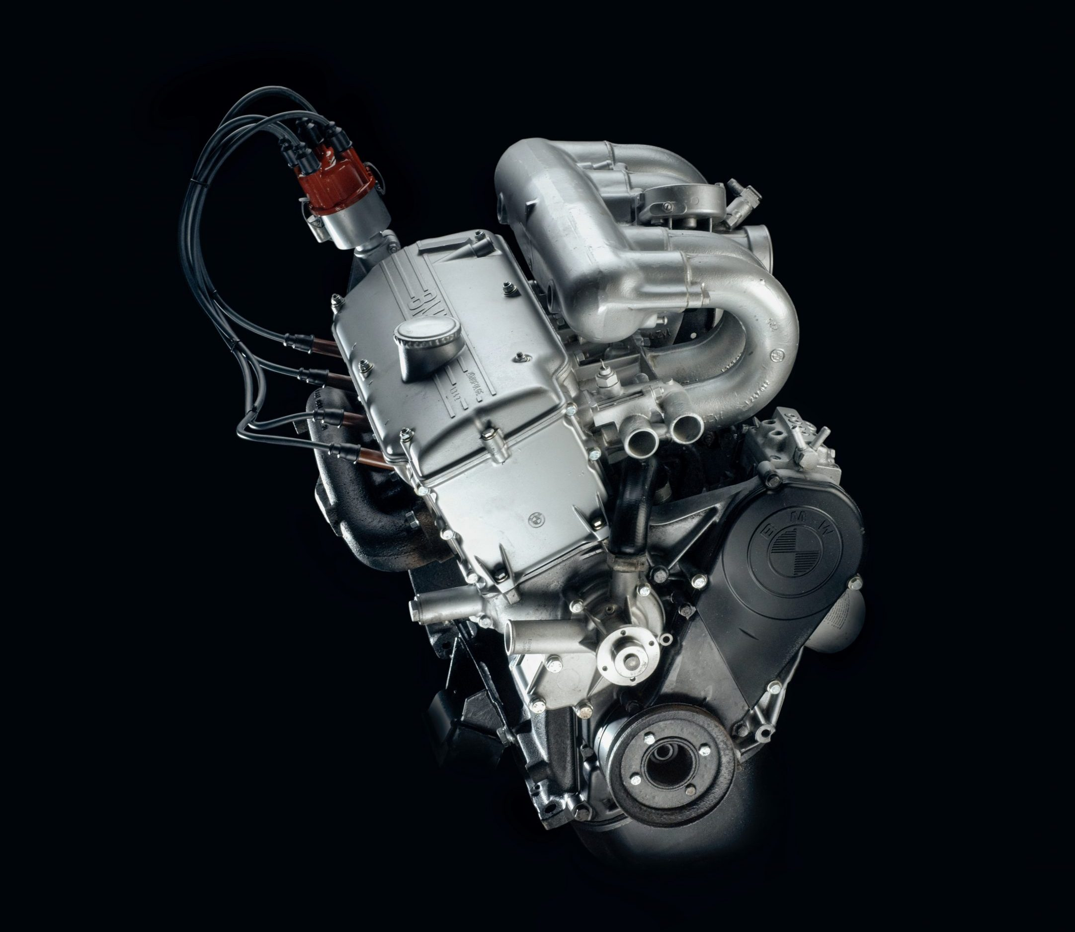 BMW's most significant engine didn't have six cylinders