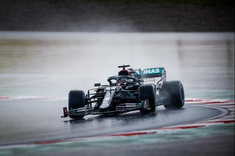 Lewis Hamilton Turkish GP