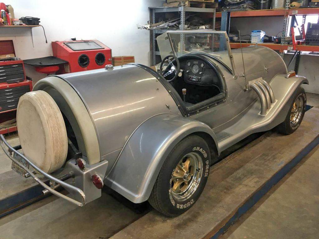 Automotive Innovation's Pop Top Can Car