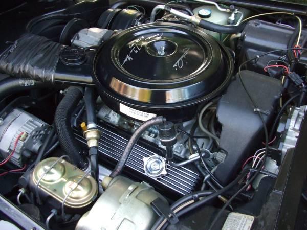 L82 626-mile 1978 Chevrolet Corvette Pace Car