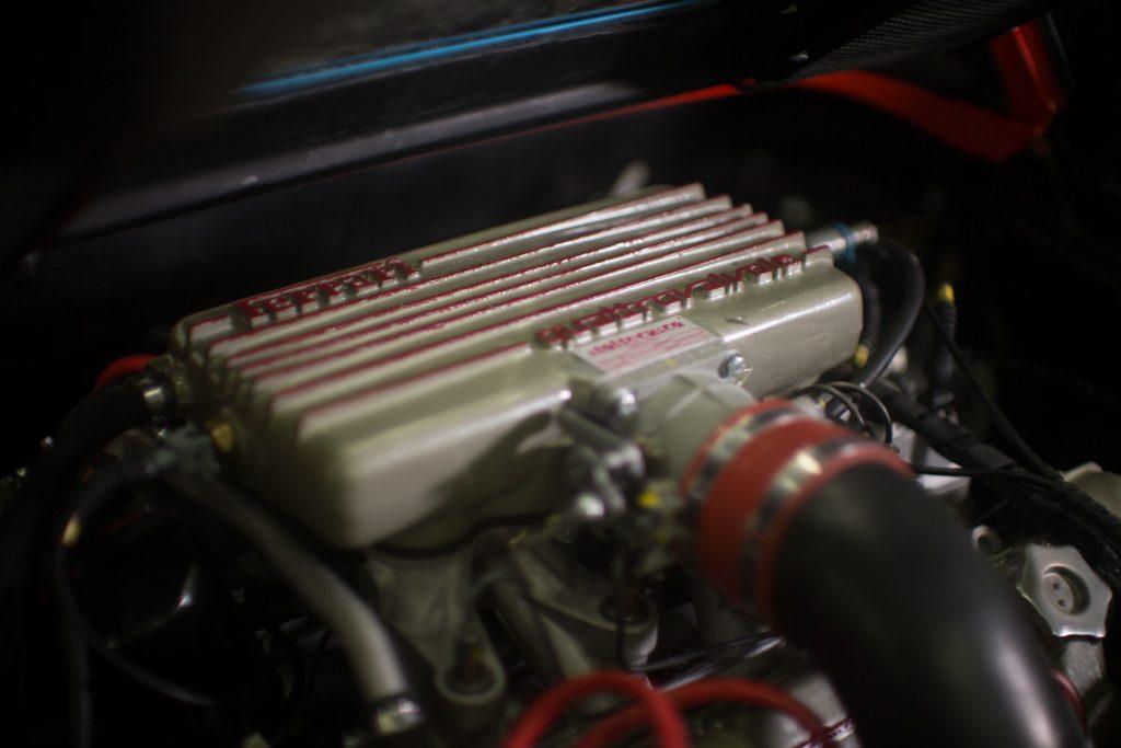 Maggiore 308M engine 2
