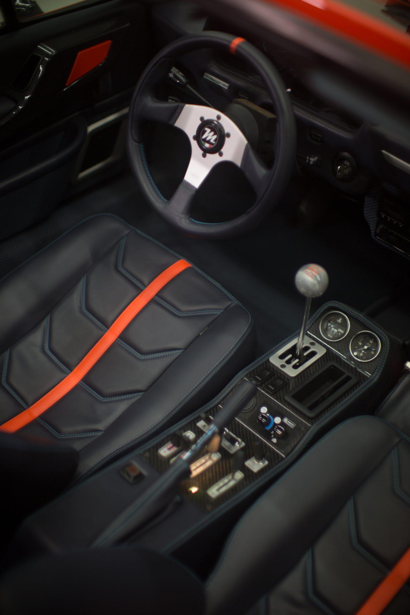 Maggiore 308M interior
