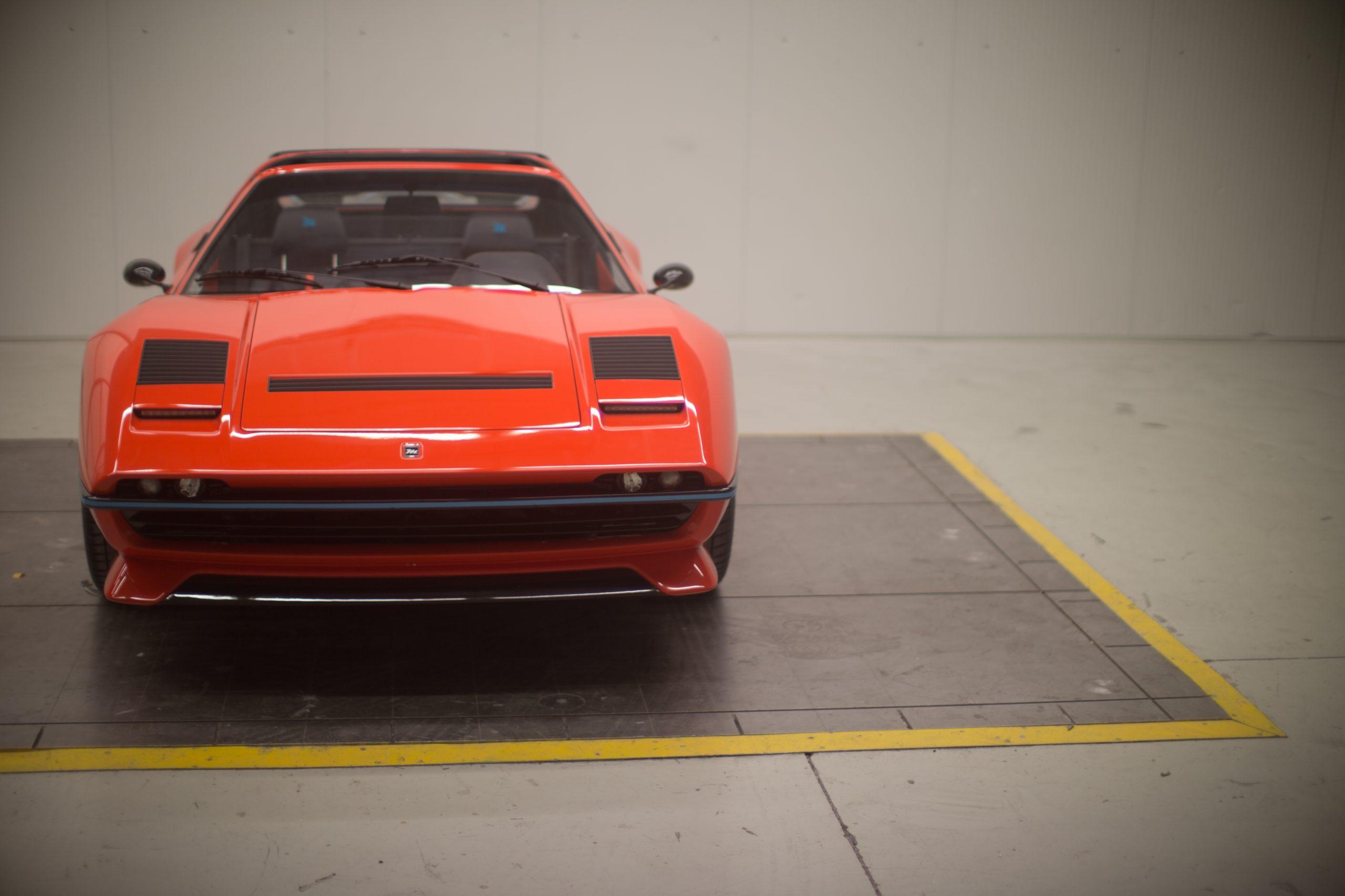 Maggiore 308M front 2