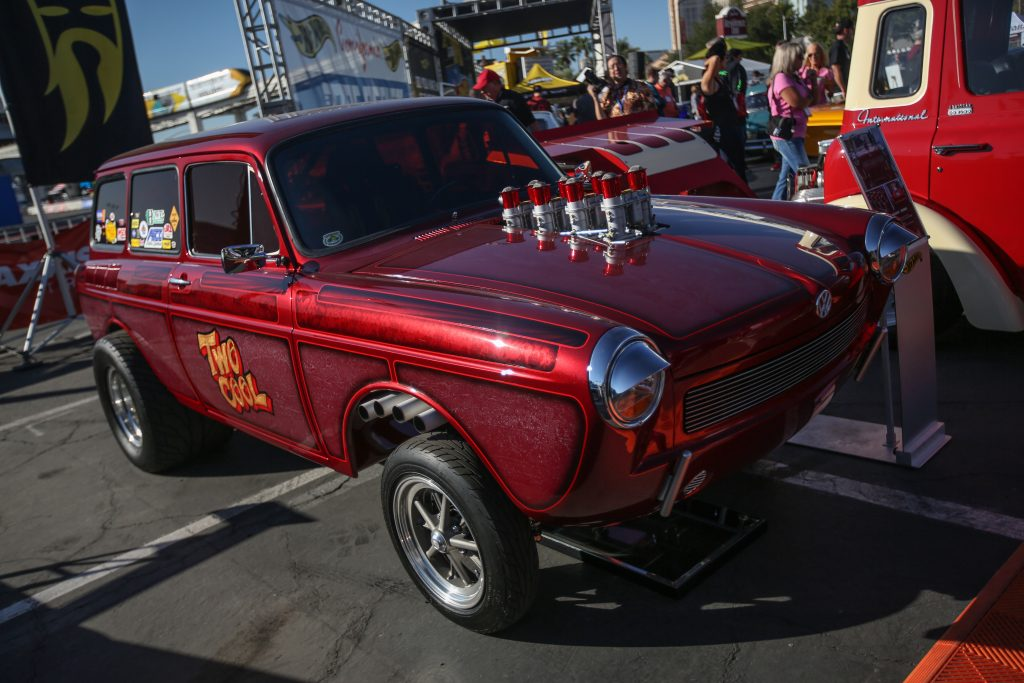 Hot Wheels legends VW gasser