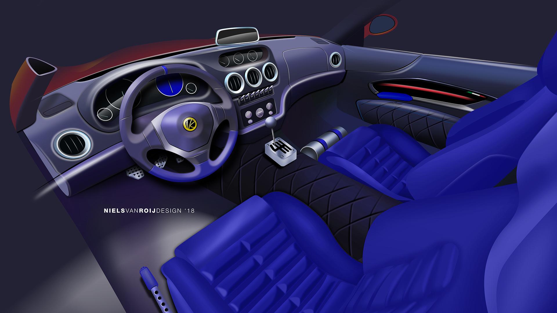 breadvan design rendering interior