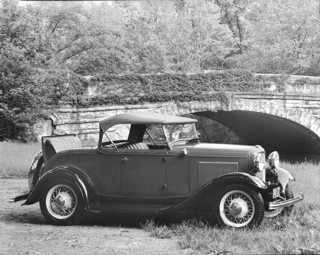 1932 Ford DeLuxe Roadster model B40