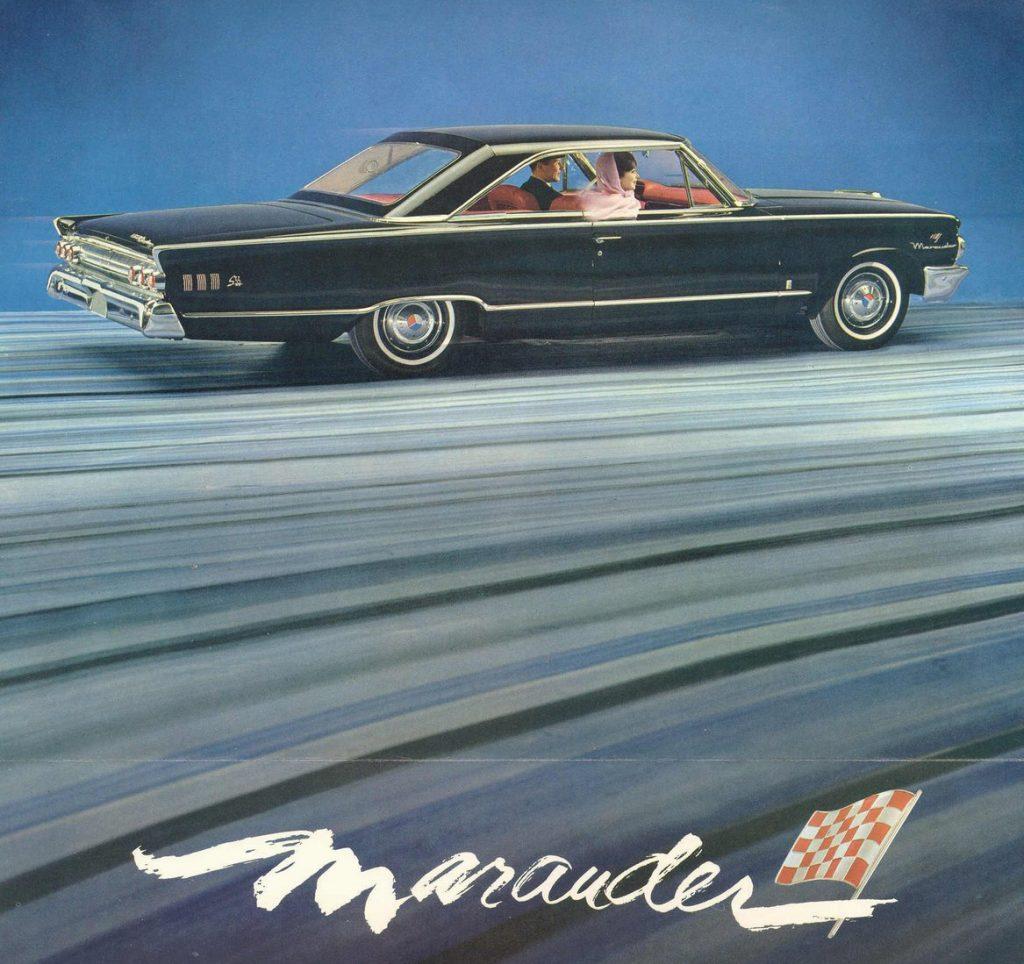 1963 Mercury Marauder Foldout