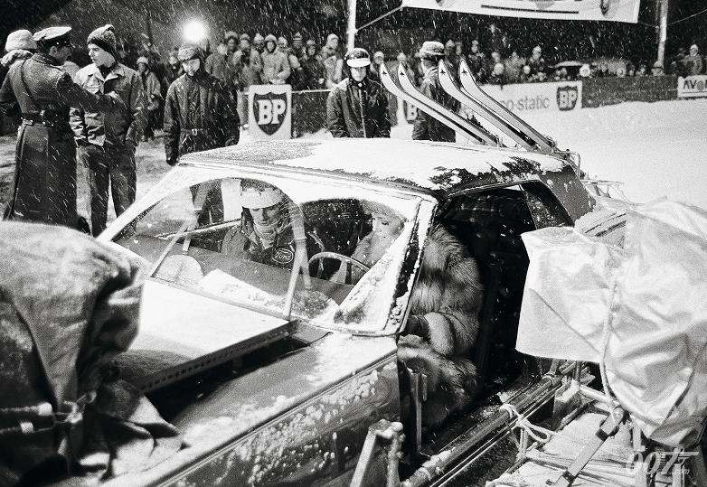 1969 Mercury Cougar XR7 Convertible - James Bond - Production shot
