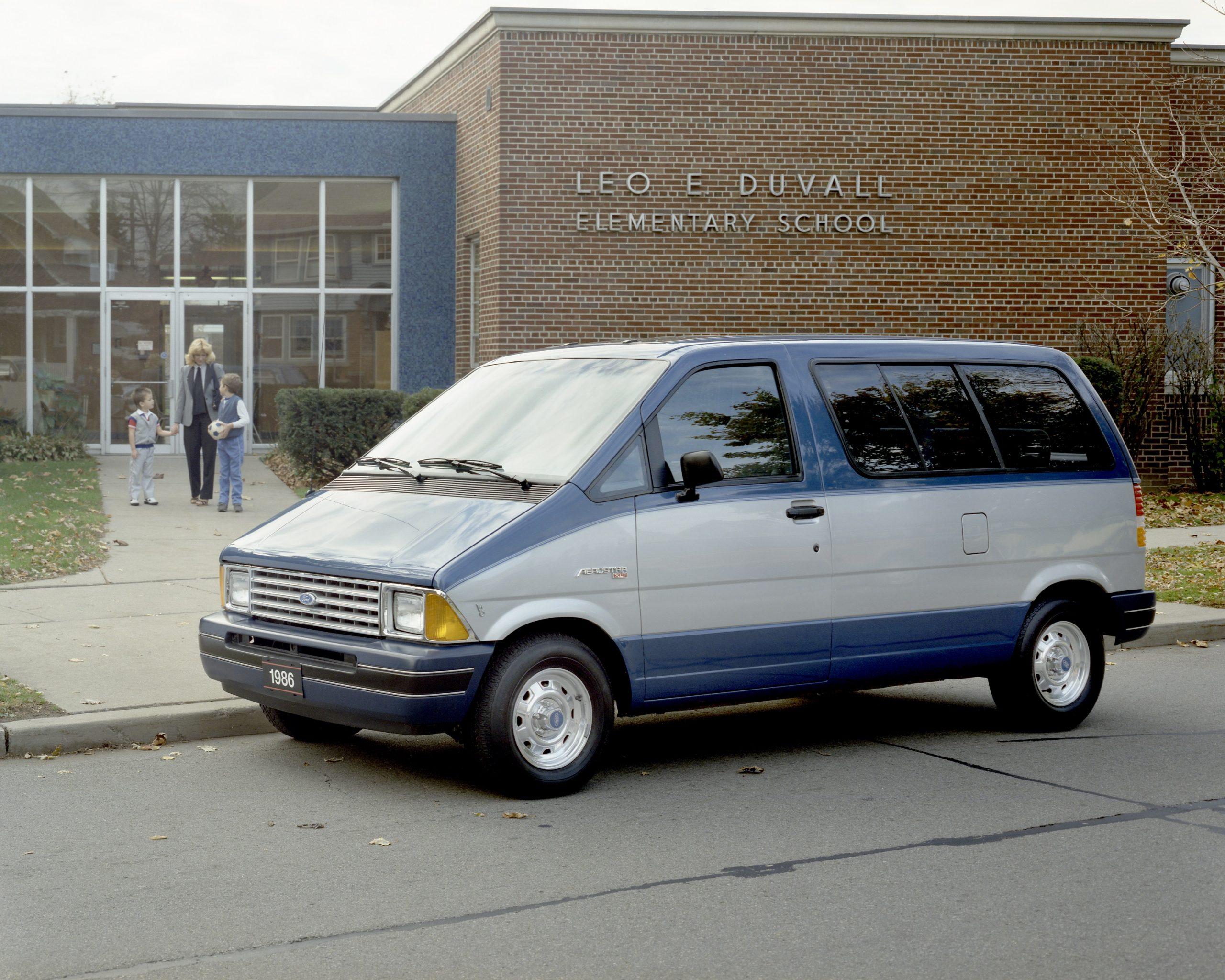 1986 Ford Aerostar