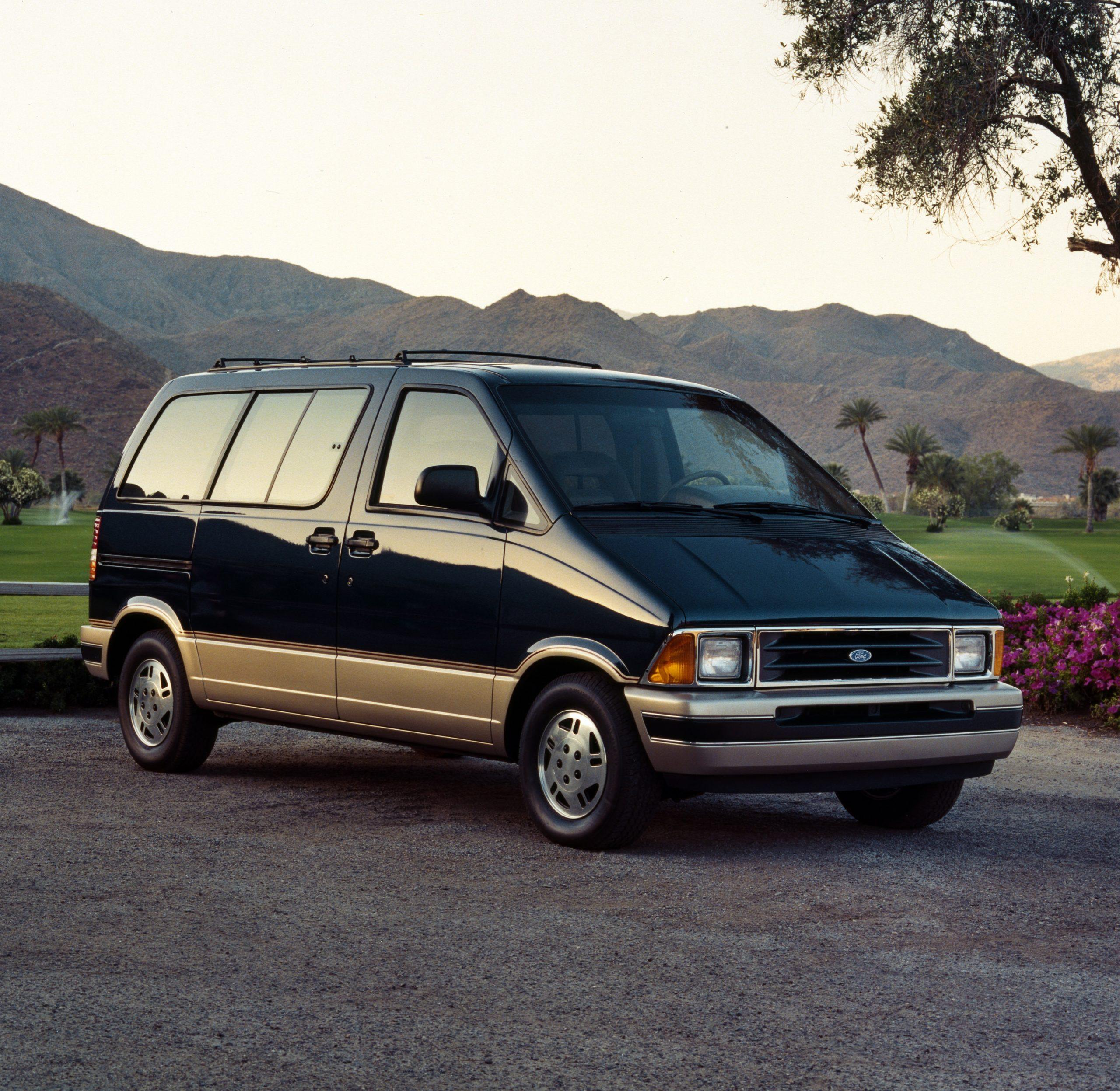 1989 Ford Aerostar