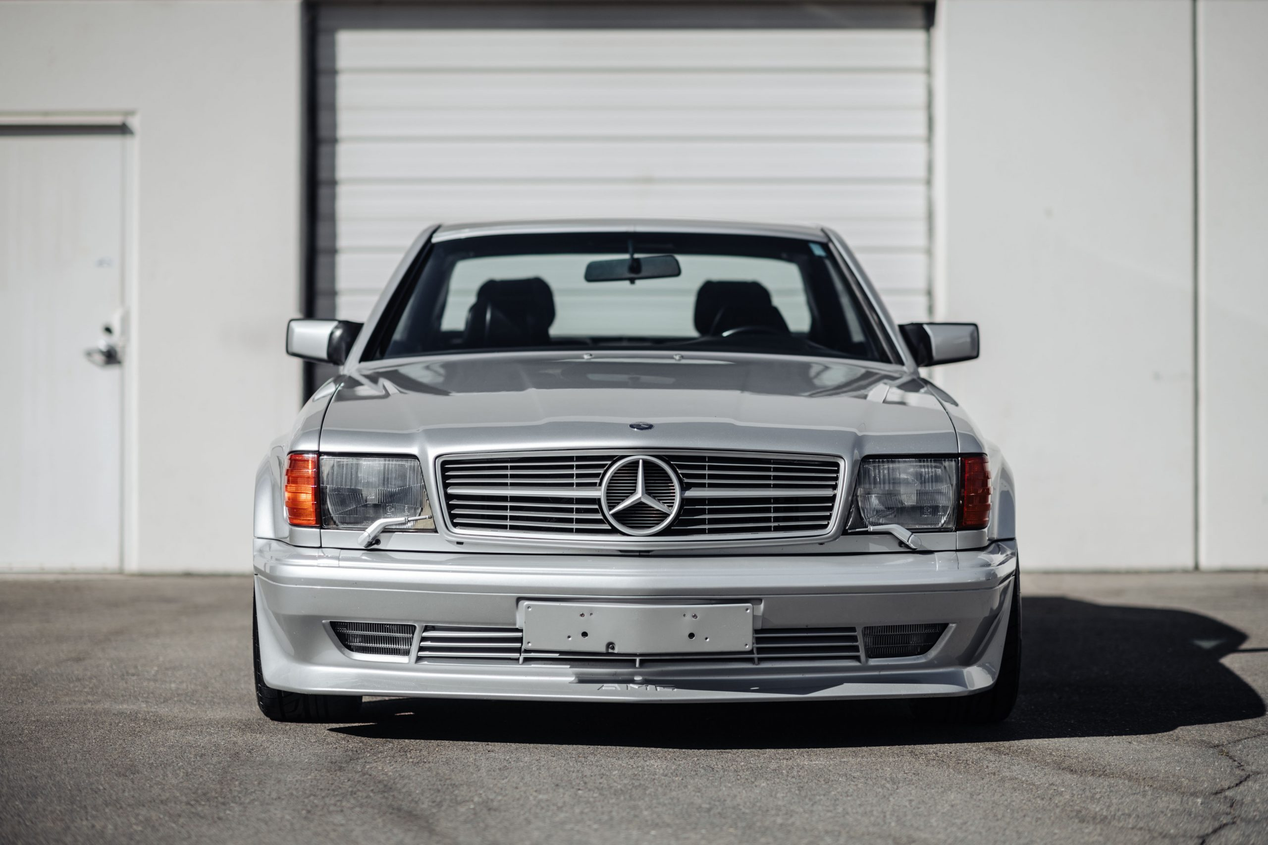 1989 Mercedes-Benz 560 SEC AMG 6.0 widebody