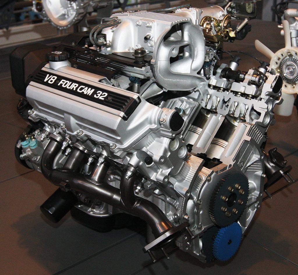 toyota 1uz v8 engine