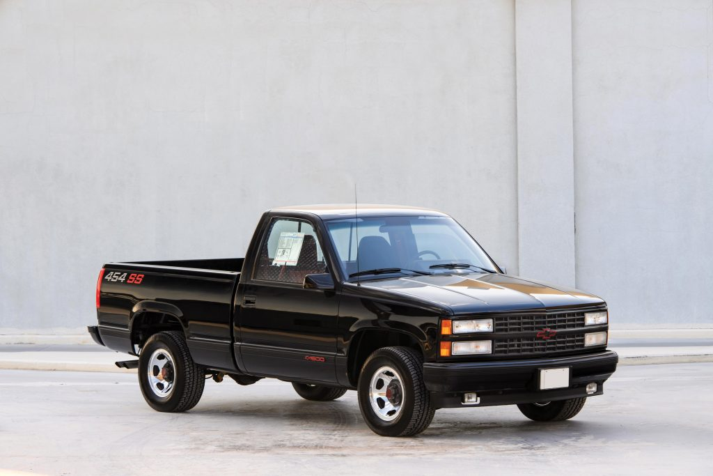 1990 Chevrolet 454SS pickjup