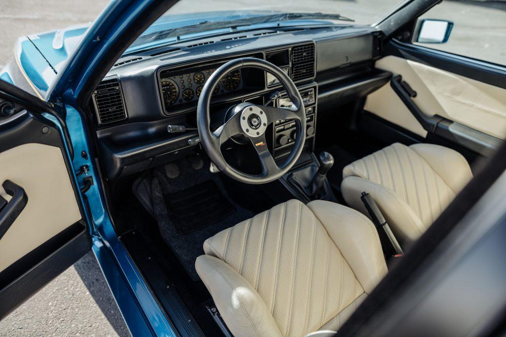 1995 Lancia Delta HF Integrale Evoluzione II 'Blue Lagos'