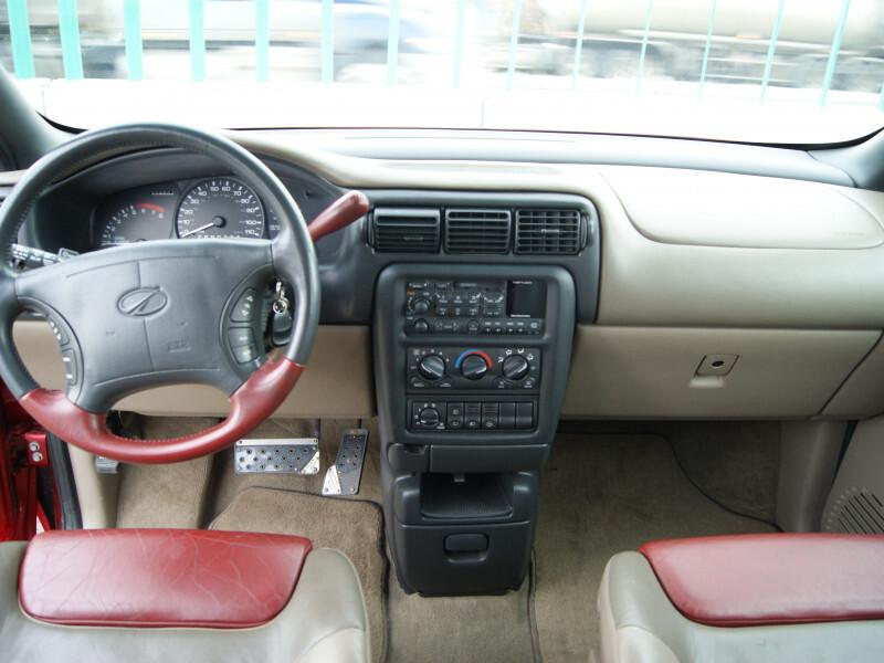 Oldsmobile Silhouette OSV