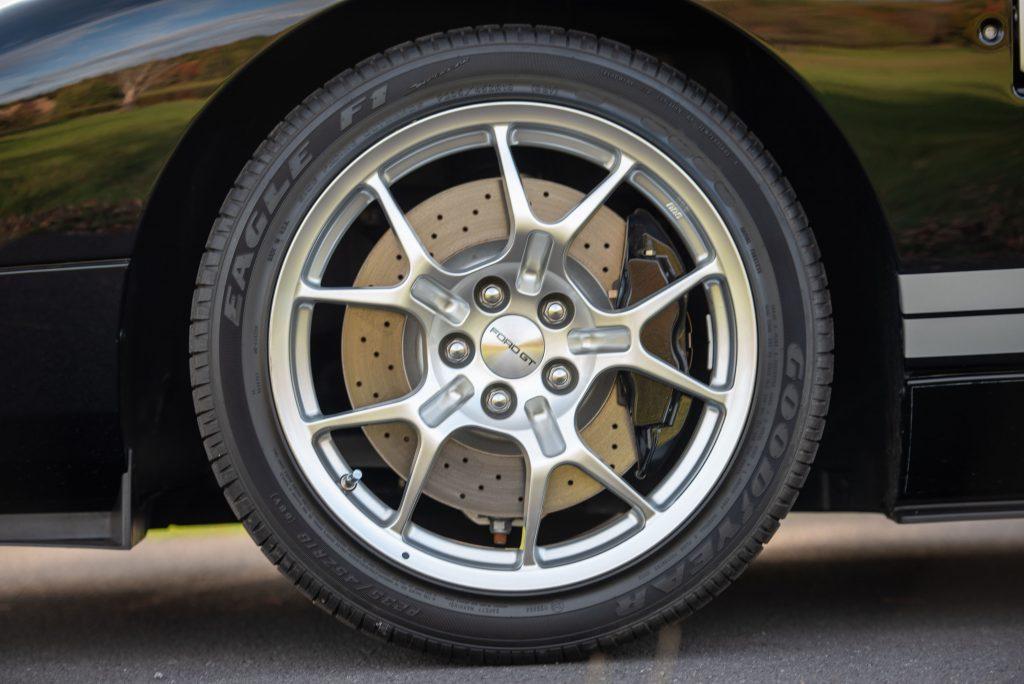 2005 Ford GT BBS wheel