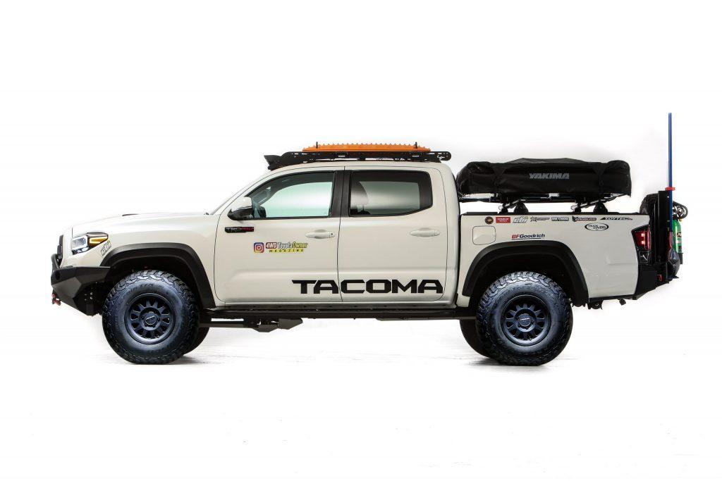 2020 Toyota Tacoma SEMA 360 overland