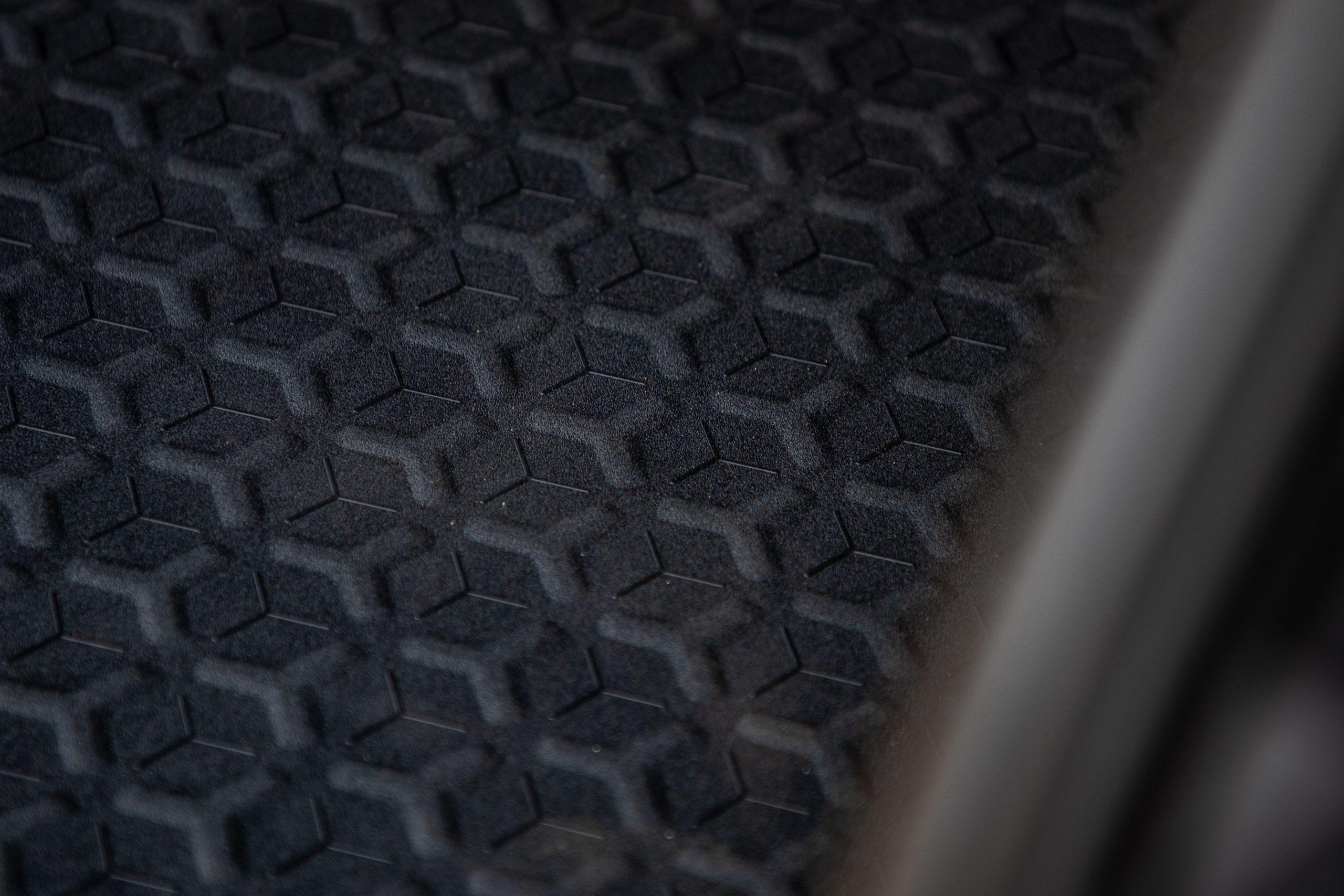 2021 Bronco Sport rubberized floor