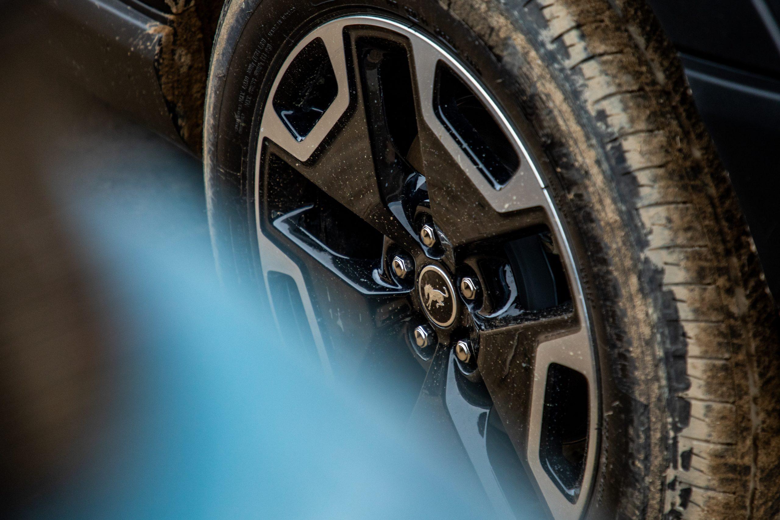 2021 Bronco Sport wheel