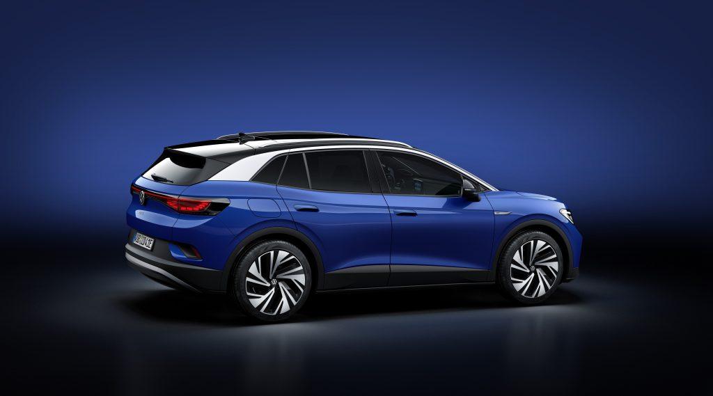 2021 VW ID4 side 3