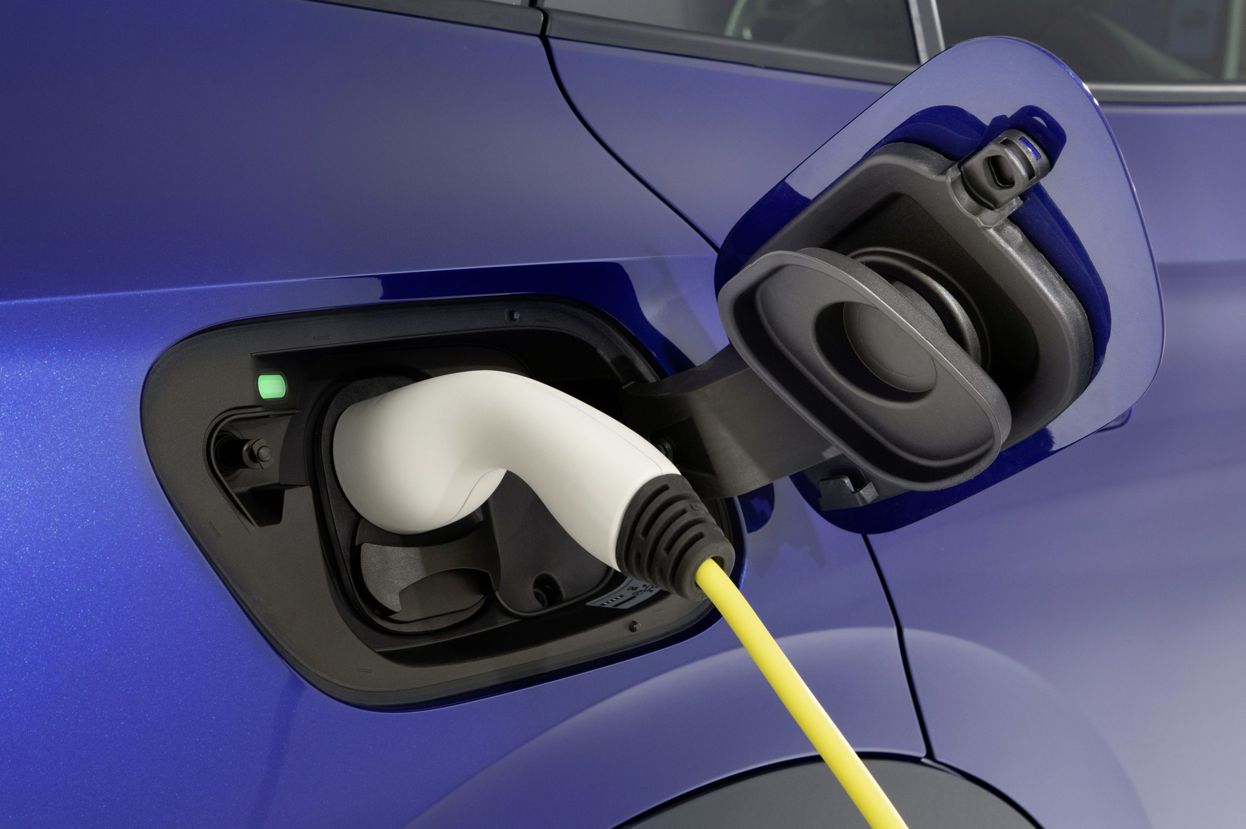 2021 VW ID4 charger