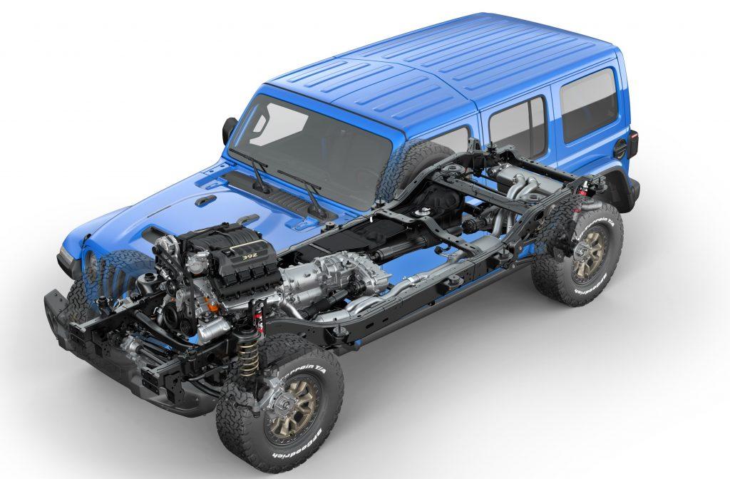 2021 jeep wrangler rubicon 392 cross section