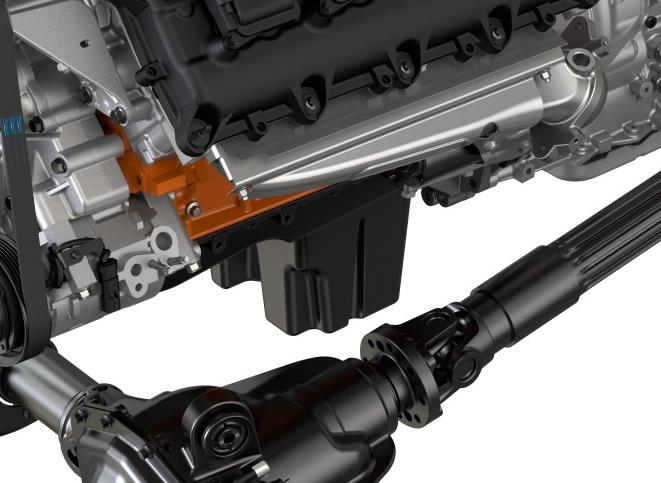 2021 jeep wrangler rubicon 392 oil pan