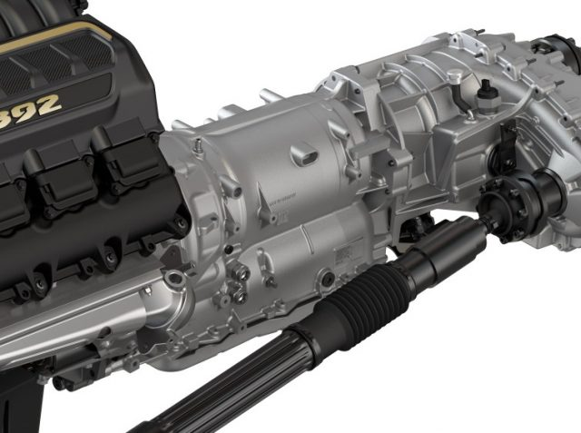 2021 jeep wrangler rubicon 392 transmission