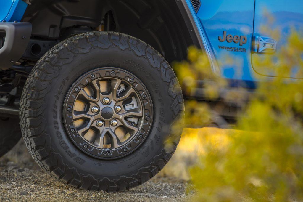 2021 jeep wrangler rubicon 392 wheel tire