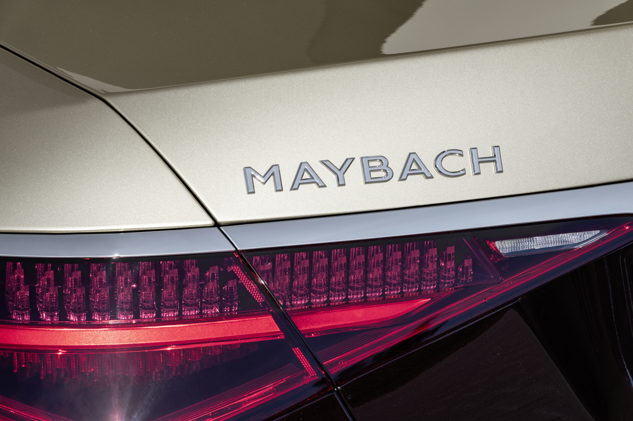 Mercedes-Maybach S-Class 2020 badge 2